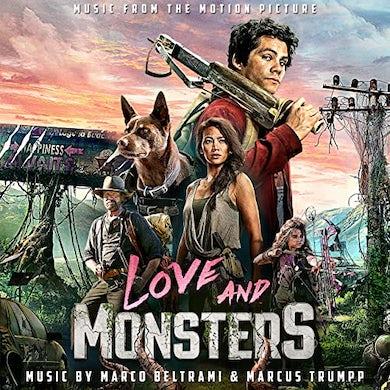 Marco Beltrami LOVE & MONSTERS / Original Soundtrack CD