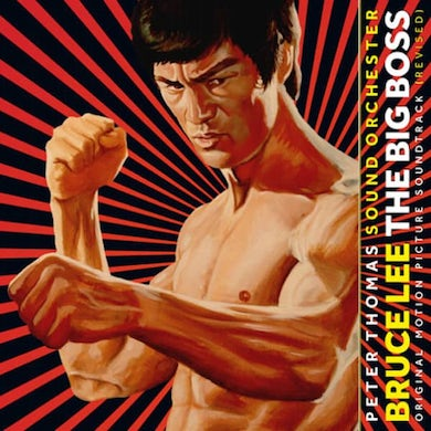 BRUCE LEE: THE BIG BOSS (FIST OF FURY) / Original Soundtrack CD