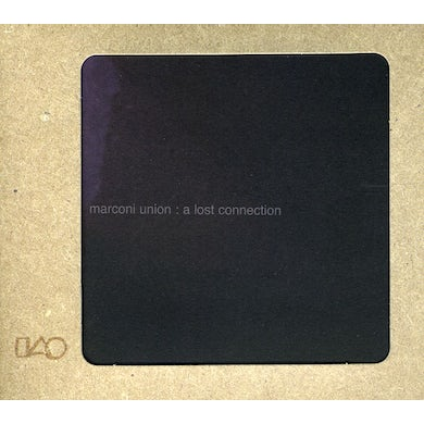 Marconi Union LOST CONNECTION CD