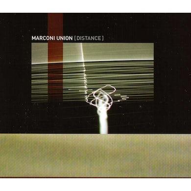 Marconi Union DISTANCE CD