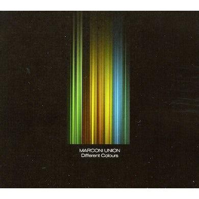Marconi Union DIFFERENT COLOURS CD