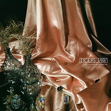 Tigers Jaw I WON'T CARE HOW YOU REMEMBER ME (GREEN VINYL) Vinyl Record