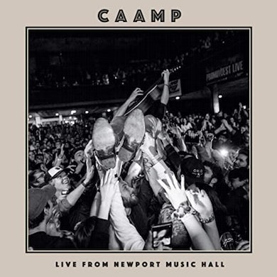 Caamp LIVE FROM NEWPORT MUSIC HALL Vinyl Record