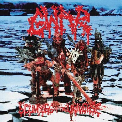Gwar SCUMDOGS OF THE UNIVERSE Vinyl Record