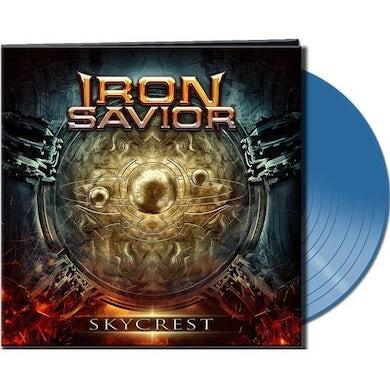 Iron Savior SKYCREST (GOLD VINYL) Vinyl Record