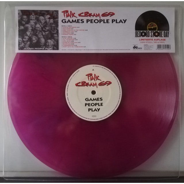 Pink Cream 69