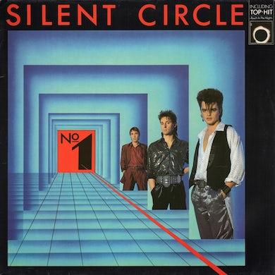 SILENT CIRCLE NO. 1 (BLUE VINYL) Vinyl Record