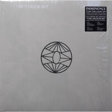 Imminence TURN THE LIGHT ON Vinyl Record