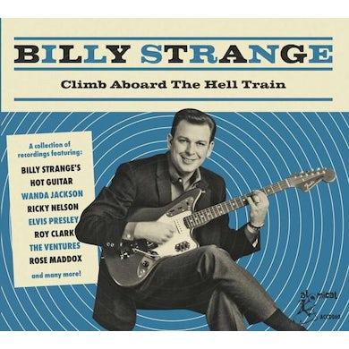 Billy Strange CLIMB ABOARD THE HELL TRAIN CD