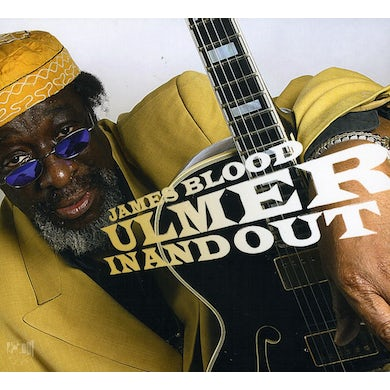 James Blood Ulmer INANDOUT CD