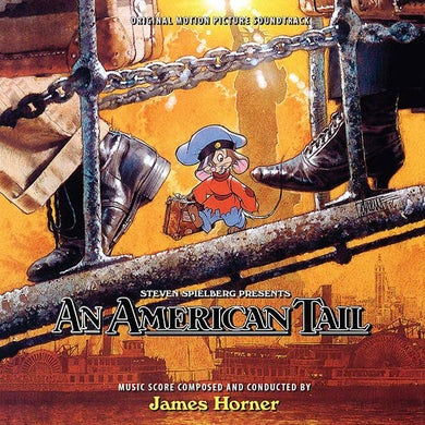 James Horner AMERICAN TAIL / Original Soundtrack CD