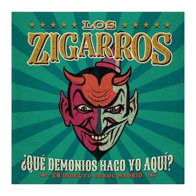QUE DEMONIOS HAGO YO AQUI: EN DIRECTO DESDE MADRID CD