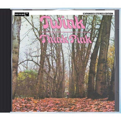 Twink THINK PINK CD
