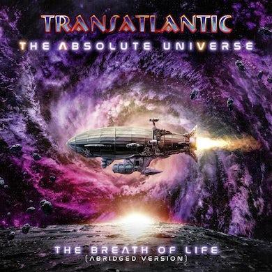 Transatlantic ABSOLUTE UNIVERSE - THE BREATH OF LIFE CD