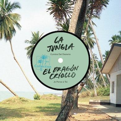 La Jungla EL DRAGON CRIOLLO Vinyl Record