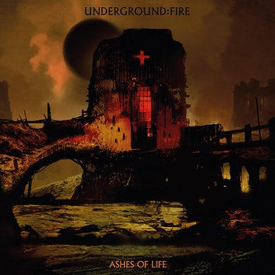 Underground Fire ASHES OF LIFE Vinyl Record