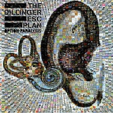The Dillinger Escape Plan Option Paralysis (Ltd. Oxblood Colored V Vinyl Record