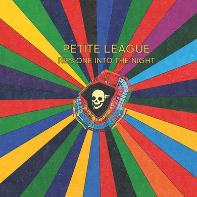 Petite League RIPS ONE INTO THE NIGHT Vinyl Record