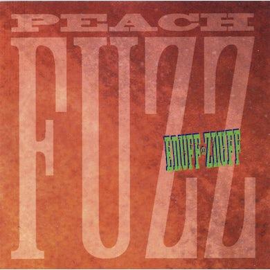 Enuff Z'nuff PEACH FUZZ (PEACH VINYL) Vinyl Record