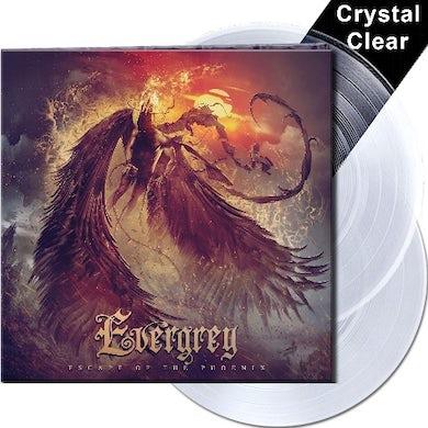 Evergrey ESCAPE OF THE PHOENIX (CRYSTAL CLEAR VINYL) Vinyl Record