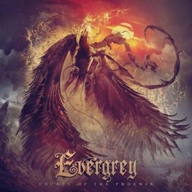 Evergrey ESCAPE OF THE PHOENIX (CLEAR BLUE VINYL) Vinyl Record