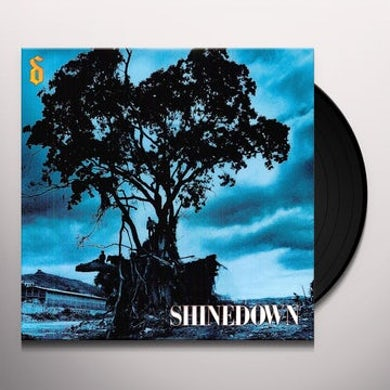 Shinedown LEAVE A WHISPER Vinyl Record