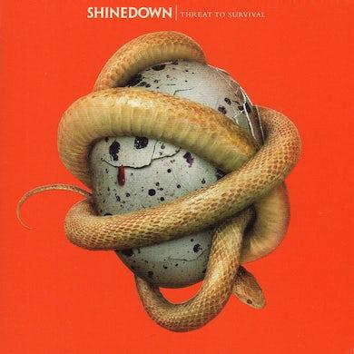 Shinedown THREAT TO SURVIVAL Vinyl Record