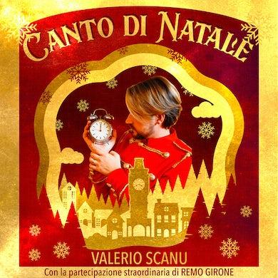 Valerio Scanu CANTO DI NATALE CD