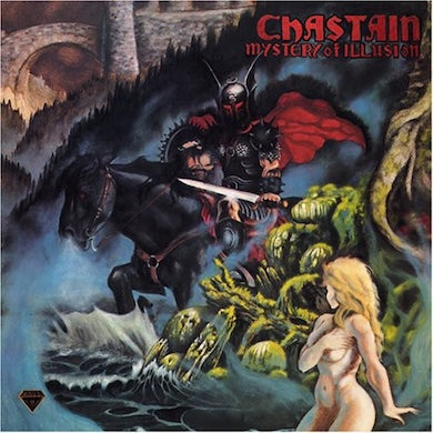 Chastain MYSTERY OF ILLUSION (ANNIVERSARY EDITION) CD