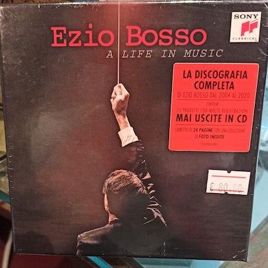 Ezio Bosso LIFE IN MUSIC CD