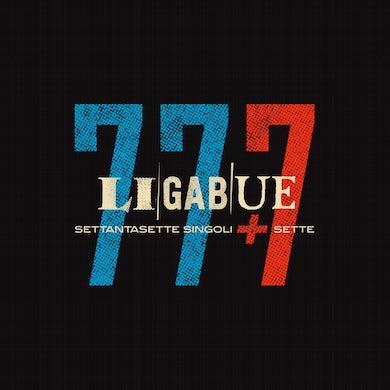 Ligabue 77 SINGOLI + 7 CD