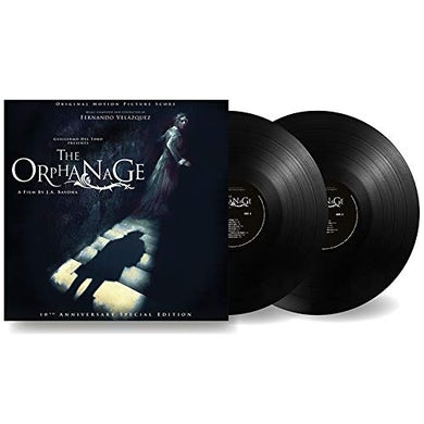 Fernando Velazquez ORPHANAGE / Original Soundtrack Vinyl Record