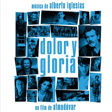 Alberto Iglesias PAIN & GLORY / Original Soundtrack Vinyl Record