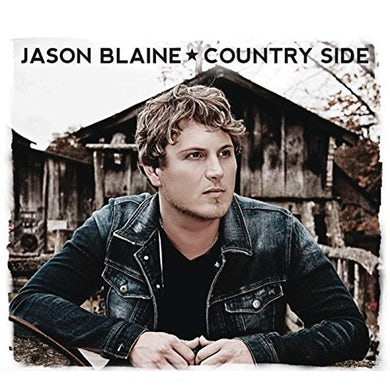 Jason Blaine COUNTRY SIDE (CANADA ONLY) CD
