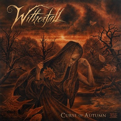 Witherfall CURSE OF AUTUMN CD