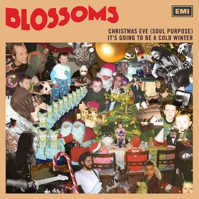 Blossoms CHRISTMAS EVE (SOUL PURPOSE) Vinyl Record