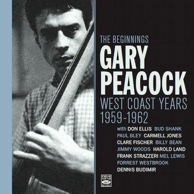 BEGINNINGS: WEST COAST YEARS 1959-1962 CD