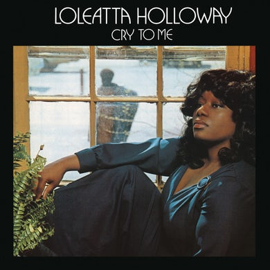 Loleatta Holloway CRY TO ME CD