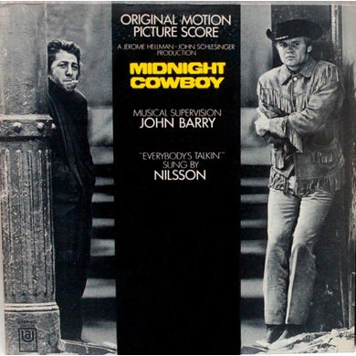 John Barry MIDNIGHT COWBOY / Original Soundtrack CD