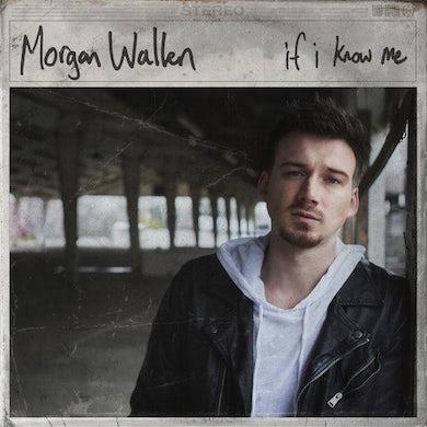 Morgan AIR Vinyl Record
