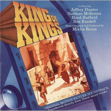 Miklos Rozsa KING OF KINGS / Original Soundtrack CD