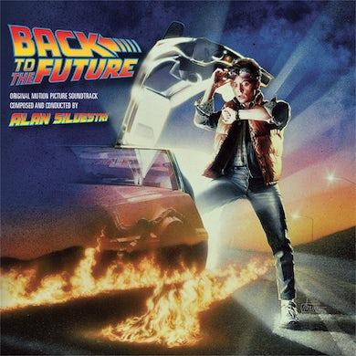 Alan Silvestri BACK TO THE FUTURE / Original Soundtrack CD