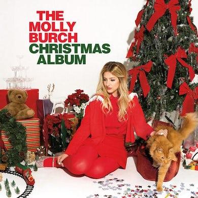MOLLY BURCH CHRISTMAS ALBUM Vinyl Record