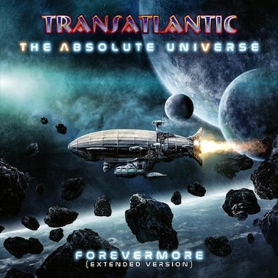 ABSOLUTE UNIVERSE: FOREVERMORE Vinyl Record