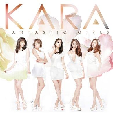 KARA FANTASTIC GIRLS CD