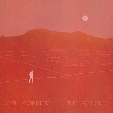 Still Corners LAST EXIT Vinyl Record
