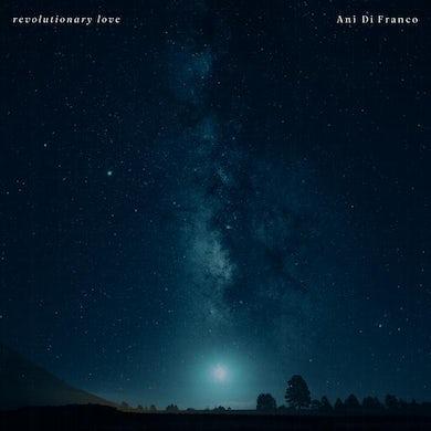Ani Difranco REVOLUTIONARY LOVE Vinyl Record