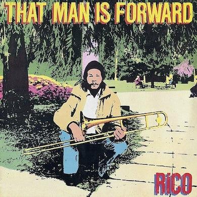 THAT MAN IS FORWARD (40TH ANNIVERSARY) Vinyl Record