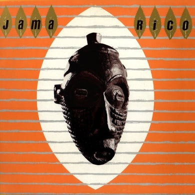 JAMA RICO (40TH ANNIVERSARY EDITION) Vinyl Record