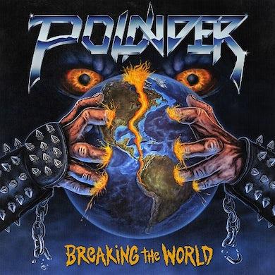 BREAKING THE WORLD Vinyl Record